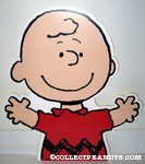 Charlie Brown Cut-out Display