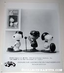 Snoopy and Charlie Brown Action Toys Aviva Product Sheet