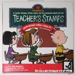 Peanuts Teacher Stamps Set