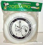 Flying Ace Tosserino Flying Disc - White