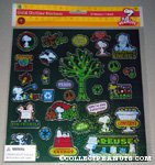 Peanuts Gang conservation Stickers