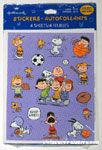 Peanuts & Snoopy Stickers