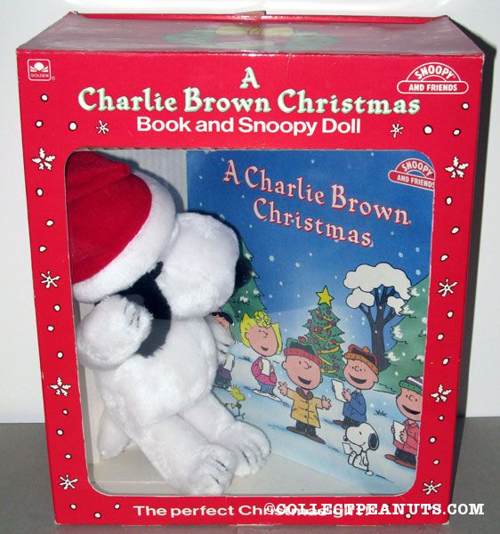 Recordable Christmas Books.A Charlie Brown Christmas Books Collectpeanuts Com