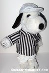 Snoopy Referee Outfit