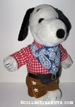 Snoopy Cowboy Outfit