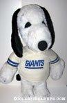 Snoopy Giants Football T-shirt