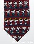 Joe Cool Poses Necktie