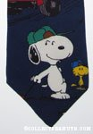 Snoopy and Woodstock golfing Necktie