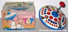 Peanuts Musical Top