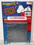 Snoopy Crazy Slate
