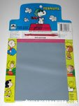 Charlie Brown & Lucy with Football Magic Slate