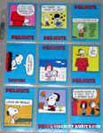 Peanuts Classics Series 1, 10-18 Trading Cards