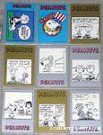 Peanuts Classics Series 1 & 2, 199-207 Trading Cards