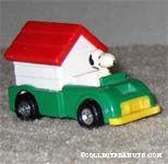 Peanuts & Snoopy Aviva Small Diecast