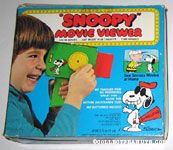 Snoopy Movie Viewer
