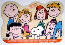 Peanuts & Snoopy Placemats