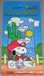 Cowboy Snoopy & Woodstock Switch Plate