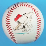 Peanuts Baseball Collectibles