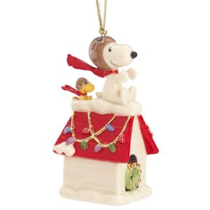 Peanuts Christmas Collectibles from Lenox
