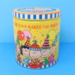 Click to view Peanuts Chex Mix Memorabilia