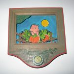 Linus in Pumpkin Patch Music Box