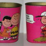 A boy named Charlie Brown Movie Wastebasket