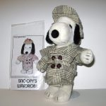 Snoopy Sherlock Outfit