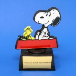 Click to shop Snoopy Trophies