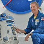 Future Space Station Crew Dons Jedi Robes For Star Wars Inspired Poster Collectspace