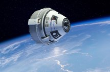 Boeing Cst-100 Starliner Crew Spacecraft