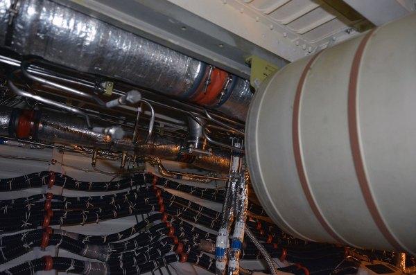 Space Shuttle Water Tank