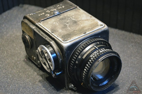 Hasselblad Camera In Space Sells 275 000