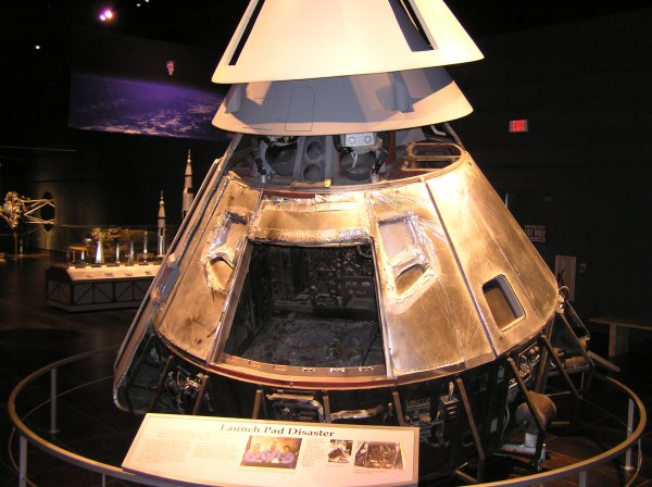 Apollo 1 Autopsy Bodies - Exploring Mars