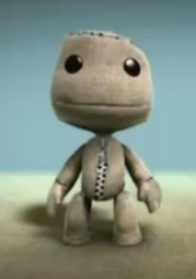 Sackboy is totally copyright Sony Entertainment.