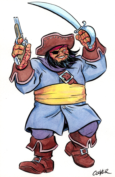Pirate Ben