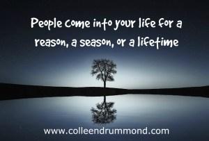 A Reason A Season A Lifetime