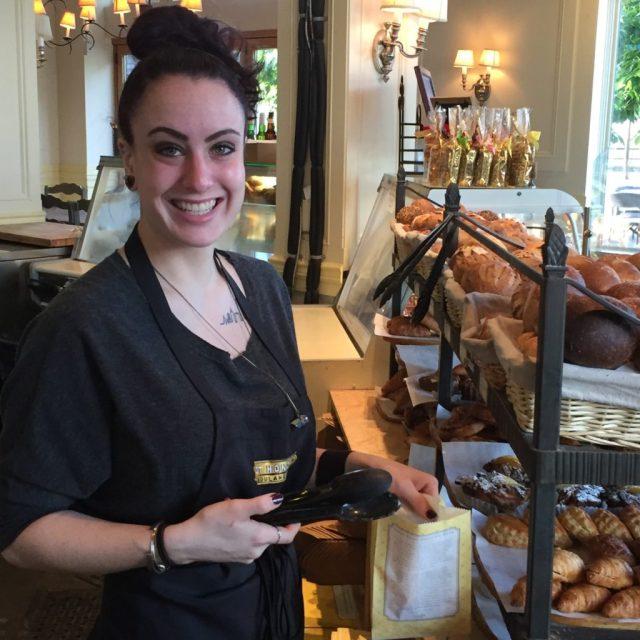 Jessa Martin @ St. Honoré Bakery - Colleen Friesen