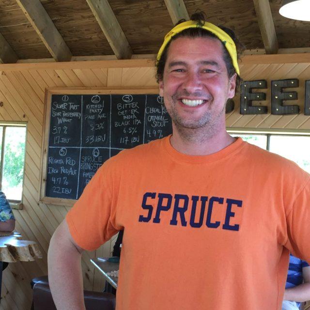 Big Spruce Brewery - Colleen Friesen
