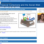 Using the social web for special collections