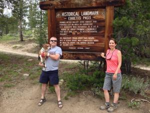July 2014 Ebbetts Pass