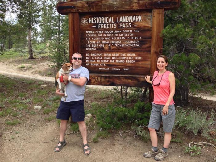 July 2014 Ebbetts Pass