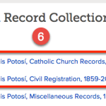 Locating Those Non-Searchable Browsable-Only Digitized Mexico Records on FamilySearch