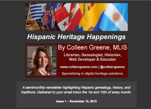 Hispanic Heritage Happenings Launch