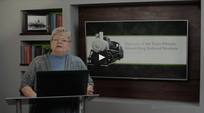 Watch this Free Video Course if Your Mexican Ancestors Worked on the U.S. Railroads