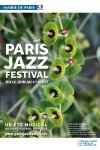 Paris Jazz Festival June 12 to August 1