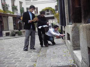 Chasse bastille 17 Mairie de Paris