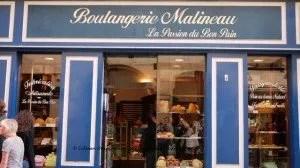 Boulangerie Malineau Marais, Paris, France