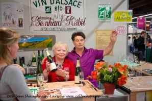 Salon Saveur Espace Champerret Paris Bernard Reibel Alsace