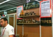 Salon d'Agriculture Maison Esquines stand in Pavillion 7