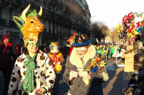 Carnival in Paris - Carnaval de Paris